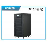 Wholesale 3 Phase 10Kva 20Kva 30Kva 40Kva High Frequency Transformerless Online UPS with Large LCD Display from china suppliers