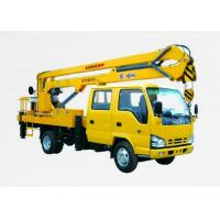 Wholesale Rotary platform and the working basket can rotate Boom Lift Truck XZJ5063JGK from china suppliers