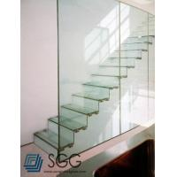 Wholesale clear tempered glass railing/balustrade/fence 8mm 10mm 12mm 15mm 19mm from china suppliers