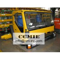 Wholesale XCMG truck crane parts Driving Cab could change the material from china suppliers