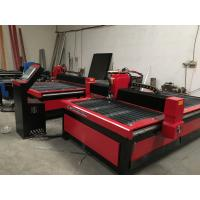 Wholesale Small Huayuan Cnc Plasma Cutter , Industrial Plasma Cutting Machine For Metal from china suppliers