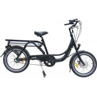 Wholesale 250W ,  350W ,  500W Two wheel  Cargo electric bike with  Shimano 3 - nexus gear from china suppliers