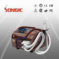 Wholesale Portable Optical energy bipolar radio frequency Hair removal, Skin Rejuvenation Machine from china suppliers