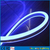 Wholesale whole sale 230V double-sided blue led neon flexible strip for buildings from china suppliers