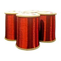 Wholesale OEM 2mm Aluminium Round Enameled Copper Wire for Motor fans Welding Transformer from china suppliers