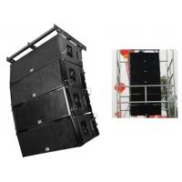 Quality Dual 12 Inch 3 Way Full Range Line Array Speakers 3000W System 139dB P Audio for sale