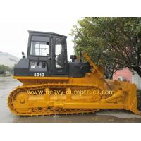 Wholesale Shantui Bulldozer SD13S Heavy Construction Machinery With 14.9t Operating Weight from china suppliers