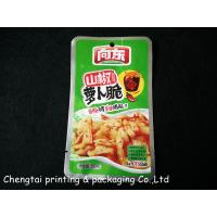 Wholesale Resealable OEM ODM Retort Pouch Vegetable & Meat Retortable Packaging from china suppliers
