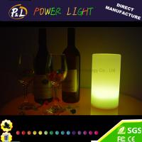 Wholesale Lovely Rechargeable Pillar Table Lamp LED Night Lights from china suppliers