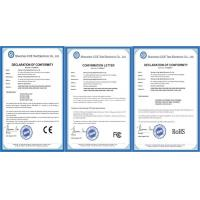 Shenzhen Long Source Technology Co.,Ltd Certifications