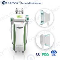 Wholesale Coollipolysis Lipofreeze 5 Handle Freeze Fat freezing cryo liposuction slimming machine from china suppliers