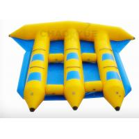 Wholesale Flying Fish Boat Inflatable Water Sports 0.9MM PVC Tarpaulin Material With CE Pump from china suppliers