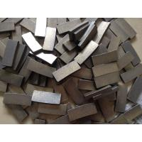 Wholesale Granite slabs/blocks cutting segments from china suppliers
