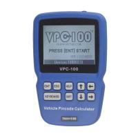 Wholesale VPC 100 Vehicle Pin Code Calculator Auto Key Programmer Fit For Multi Brand Cars from china suppliers