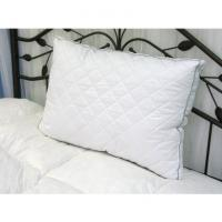 Wholesale Hotel Quilted Design Polyester Neck Healthy Microfiber Pillow with Ball Fiber Filling from china suppliers