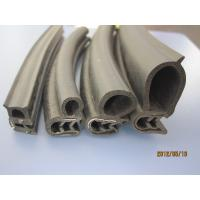 Wholesale EPDM / PVC Waterproof Automatic Door Bottom Seal Extruded High Elastic from china suppliers
