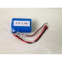 Wholesale A123 26650 2500mAh 2S1P 6.6V 2500mAh battery pack, A123 ANR26650M1A Battery 2500mAh from china suppliers