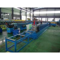 Wholesale Hydraulic Ceiling Channel Roll Forming Machine Steel Plate Welding Structure 7.5KW from china suppliers