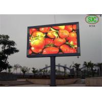 Wholesale Tricolor High brightness Sync LED billboards advertising for mansion video wall from china suppliers