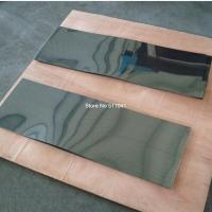 Wholesale NITINOL PLATE,NiTi sheet,SUPER ELASTIC Nitinol plate sheet 1.03mm thick,180MM WIDTH,1150MM from china suppliers