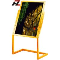 Wholesale Tailandese Style Stainless Steel Poster Display-Display Stands from china suppliers