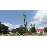 Wholesale Construction Foundation Piling Rig Machine , Bored Hole Machinery Max Torque 285kN.m from china suppliers