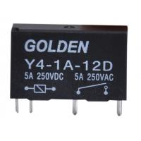 Wholesale Y5 SRB JZC-43F 3A 12V Low Voltage Relay Subminiature Standard PCB Layout from china suppliers