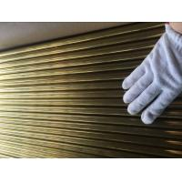Wholesale ASTM B111 C44300 , C68700 Brass Tube For Condenser And Cooling Applicaton from china suppliers