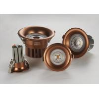 Wholesale Anti Dazzle Commercial LED Ceiling Lights Long Life Span With Bronze Shell RoHS Approved from china suppliers