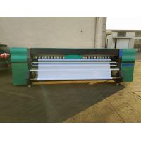Buy cheap 3.2m Economical UV roll to roll printer with double Epson DX7 heads for Soft Film,Leather,Indoor and Outdoor Material from wholesalers