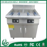 Wholesale Automatic machine 5kw/8kw for restaurant deep fryer from china suppliers