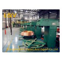 Wholesale Power Save Copper Continuous Casting Machine 8mm Upward Casting Machine from china suppliers