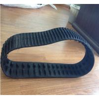Wholesale Rubber Track (136*45*41) for Robot/Sonowblower/Snowmobile/Wheelchair from china suppliers