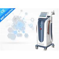 Buy cheap Innovative 808nm 755nm 1064nm Soprano Diode Laser Hair Removal Machine from wholesalers