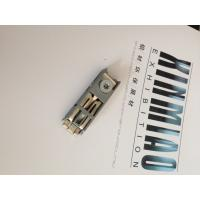 Wholesale Zinc Lock connector for oc t aluminum profiles, lock sets of exhibition systems from china suppliers