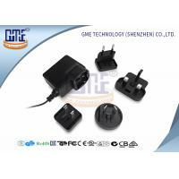 Wholesale Glucose Meter Interchangeable Plug Power Adapter 6v 250mA Max Input Current from china suppliers