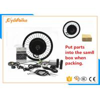 Wholesale 20 Inch Front Wheel Electric Bicycle Motor Conversion Kit For Electric Mountain Bicycle from china suppliers