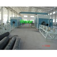Wholesale PE / HDPE Water Pipe Extrusion Line SJ 120 / SJ 150 , 16mm To 2000mm Diameter from china suppliers