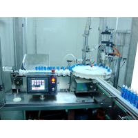 Wholesale Customized Automatic Aerosol Filling Machine with 1 / 2 / 4 / 6 Nozzles from china suppliers