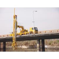 Wholesale Heavy Duty Bridge Inspection Equipment 8x4 , 22m Under Bridge Access Platforms from china suppliers