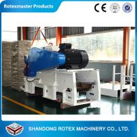 Wholesale Cotton Stalk Sawdust Machine , Wood Waste Grinding Machine Crusher from china suppliers