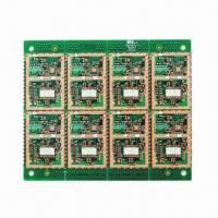Buy cheap 4-layer High-frequency (RF) PCB for Cordless Telephones from wholesalers