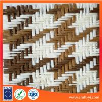 Buy cheap paper woven fabric material textile supplier from China from wholesalers