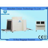 Wholesale Dual View Low Conveyor X-Ray Parcel Scanner Airport Baggage Scanner Screening 80*65cm from china suppliers