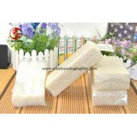 Wholesale Waterproof  Vacuum Packed Rice Brick Bags With Square Bottom Custom Printing Available from china suppliers
