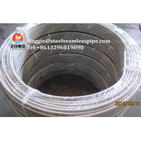 Buy cheap Stainless Steel Coil Tubing, ASTM A269 TP304,TP304L,TP316L,TP316Ti,TP321,TP347H, Bright Annealed, Boiler tube from wholesalers