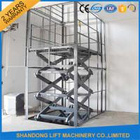 Quality Stainless Steel Stationary Hydraulic Scissor Lift for sale