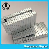 Wholesale 12000 Gauss Super Strong Neodymium Magnet Bar Shaped Anti - Corrosion from china suppliers