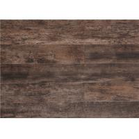 Wholesale U Bevel Waterproof DIY Laminate Wood Flooring with Unilin Click 12mm from china suppliers
