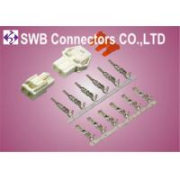 Wholesale PCB Board Single Row Wire to Wire Connector 6.2mm Pitch , 2~15 Contacts from china suppliers